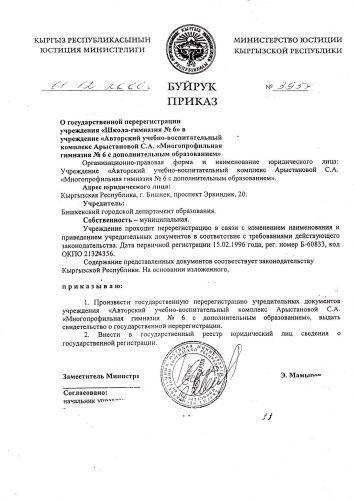 Общественное объединение / фонд